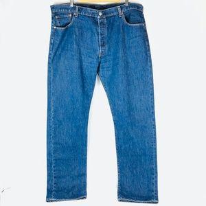 Men's Levi's 501 Vintage Jeans W42 L36